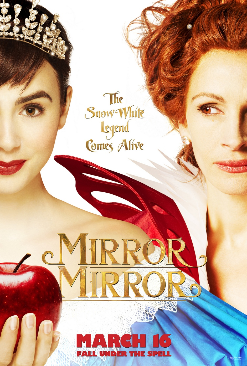 Not The Fairest Of Them All Mirror Mirror Review