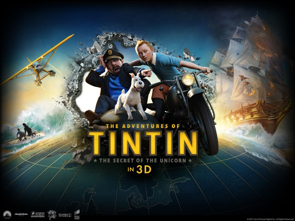 The Adventures of Tintin full