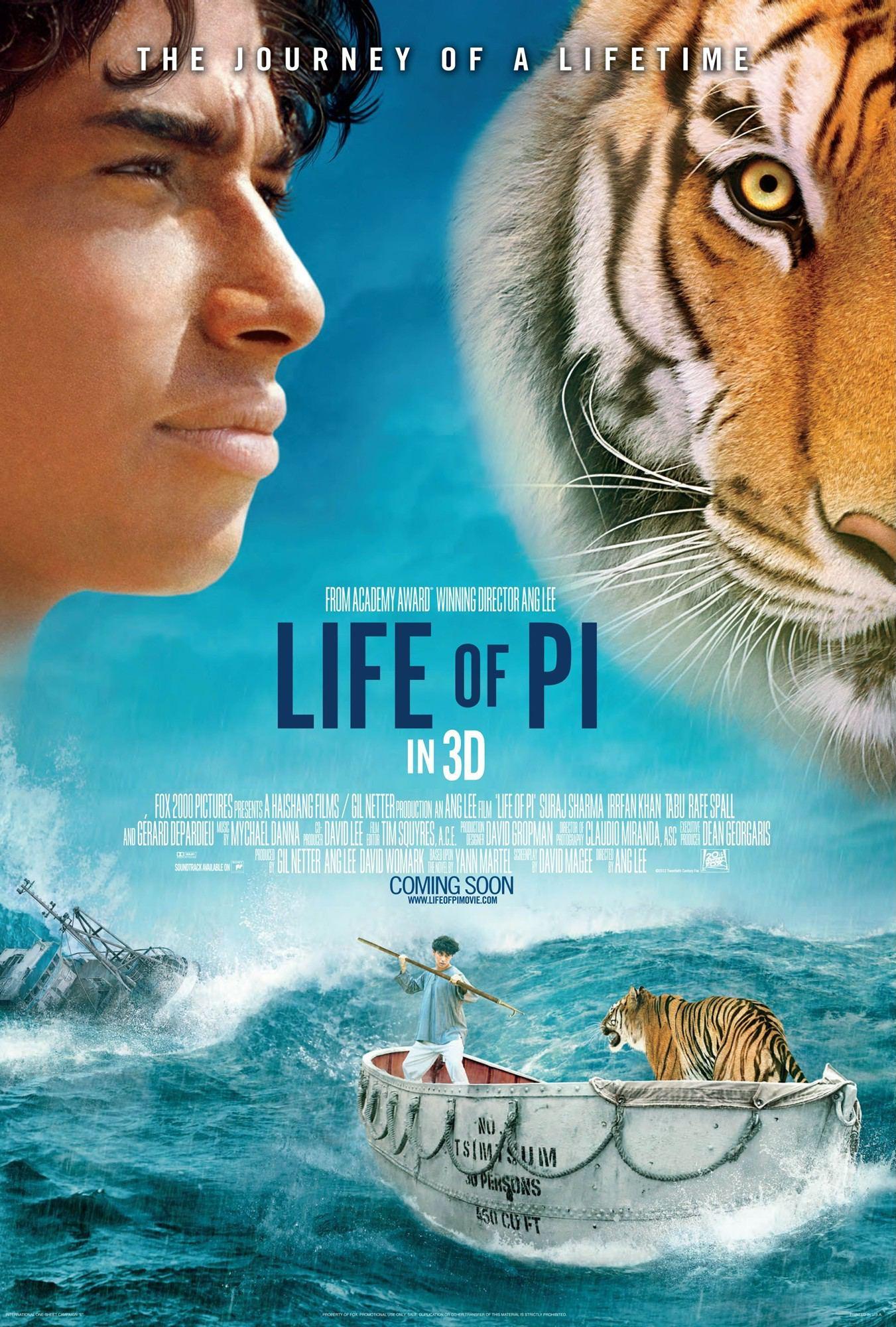 Life Of Pi Stream Movie4k