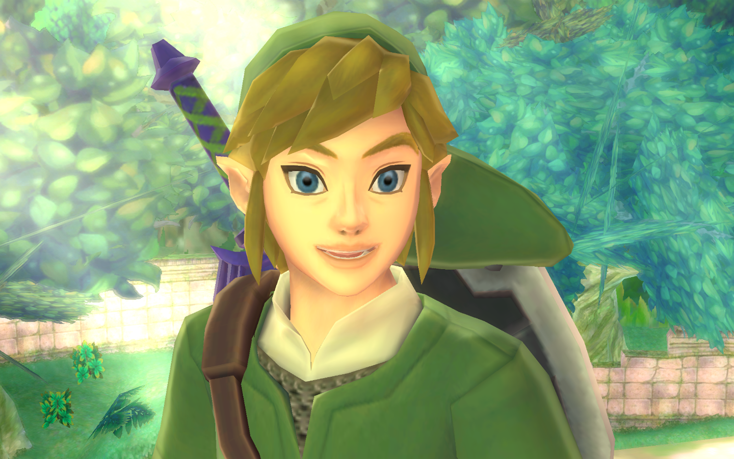 link face