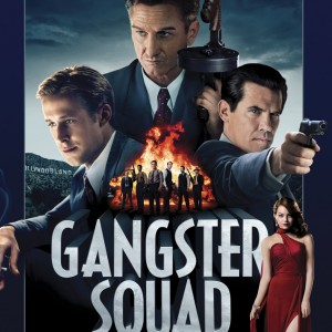 The Movie Poster for Gangster Squad