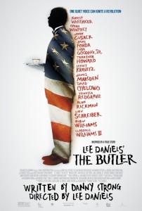 Lee Daniel's The Butler Movie Poster
