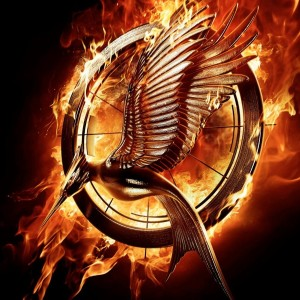 A Movie Poster for The Hunger Games: Catching Fire