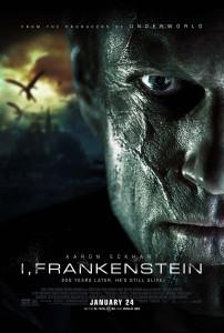 Movie Poster for I, Frankenstein