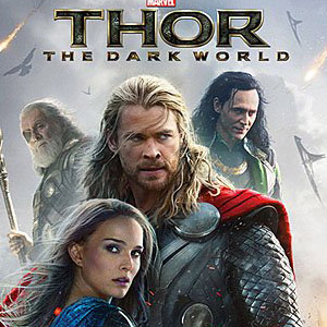 Thor 2 Blu-Ray Cover