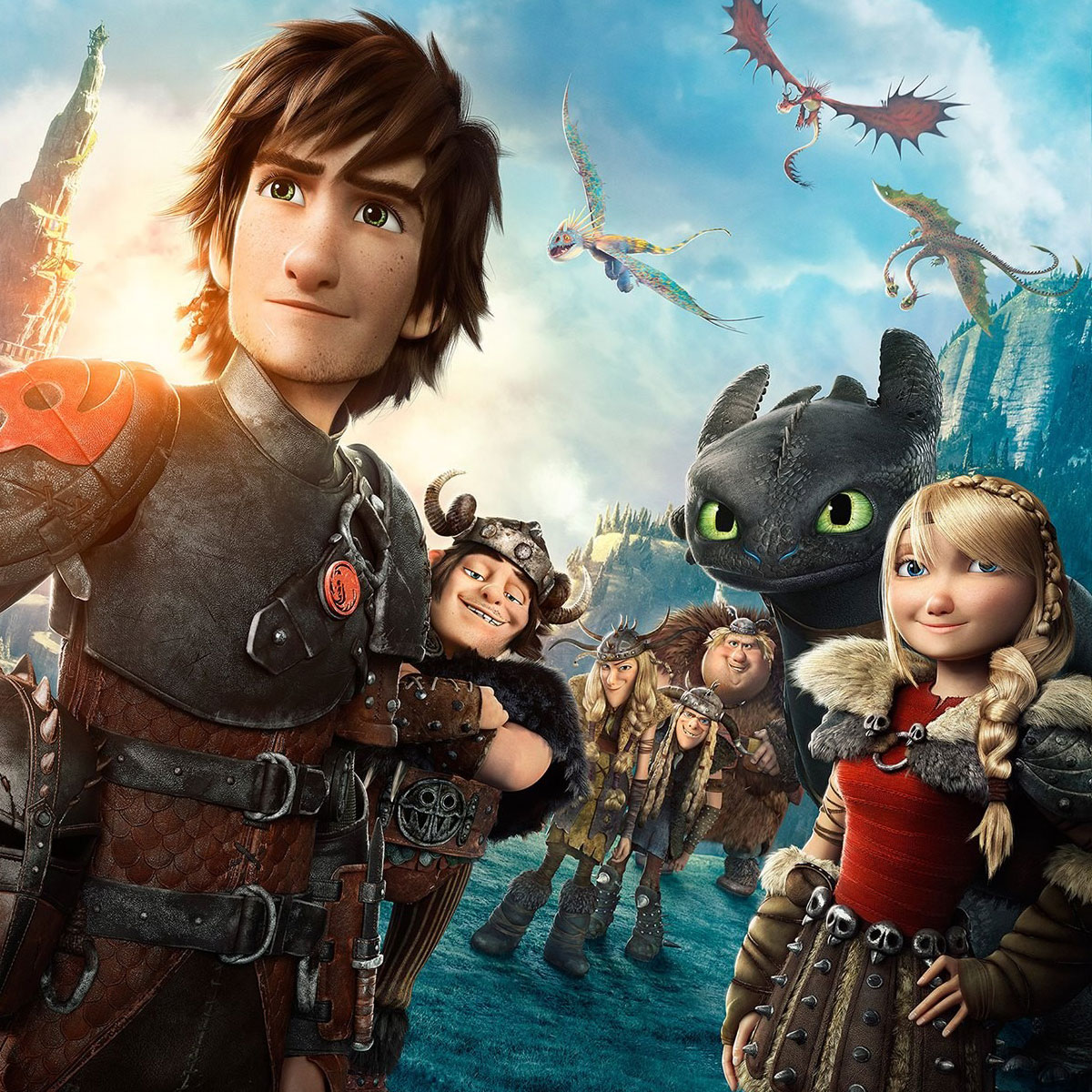 How to Train Your Dragon 2 Featured Image