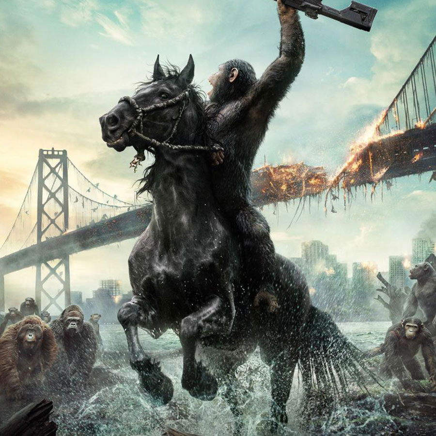 Dawn of the Planet of the Apes Featured Image