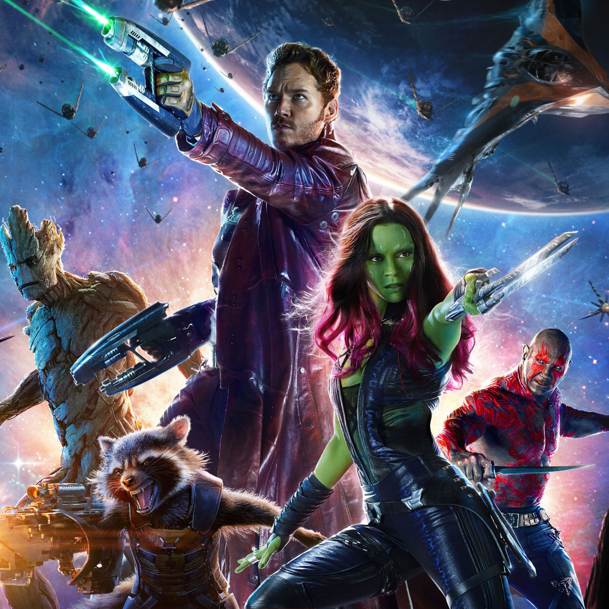 Guardians of the Galaxy Featured Image