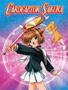 Cardcaptor Sakura Blu-Ray Cover