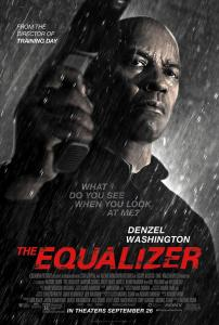 Movie Poster for The Equalizer