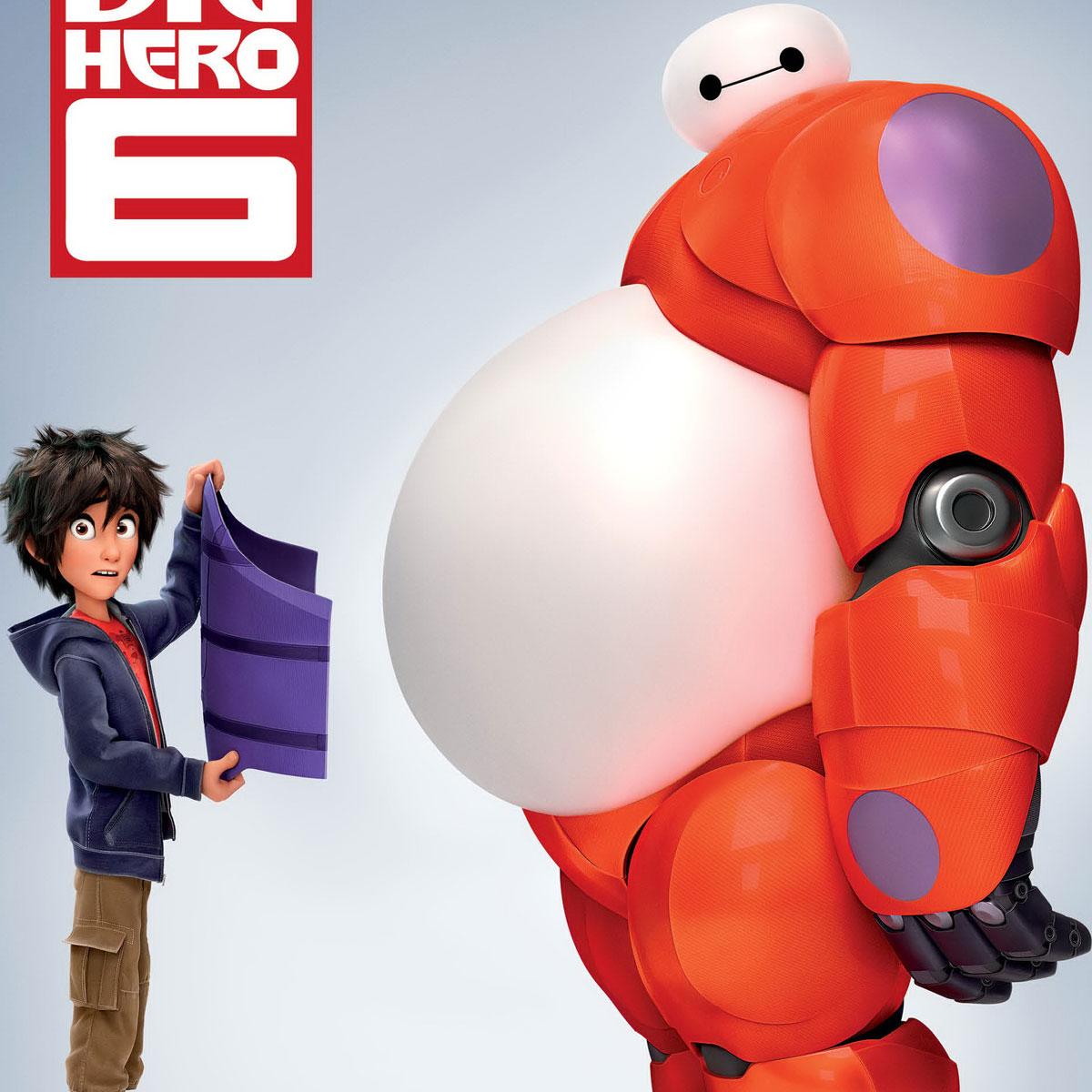 Big Hero 6 Featured Image