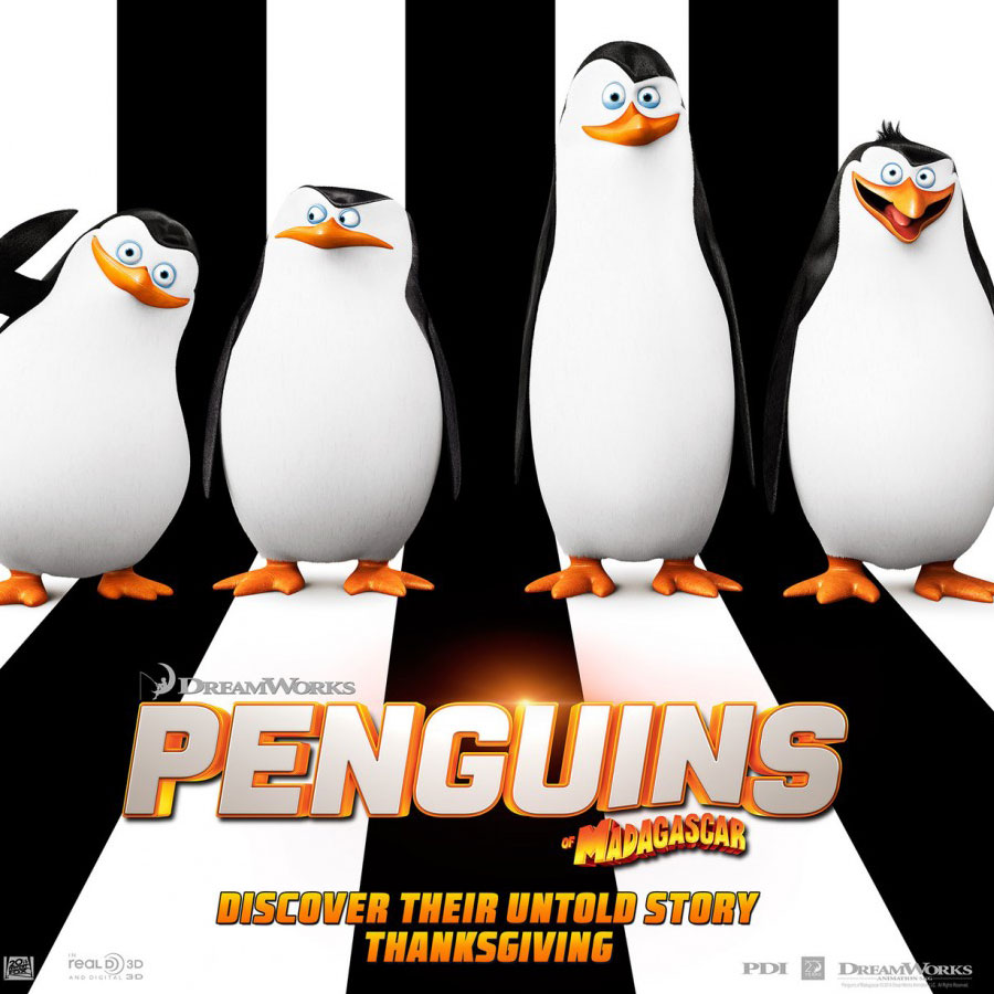 Penguins of Madagascar Featured Image
