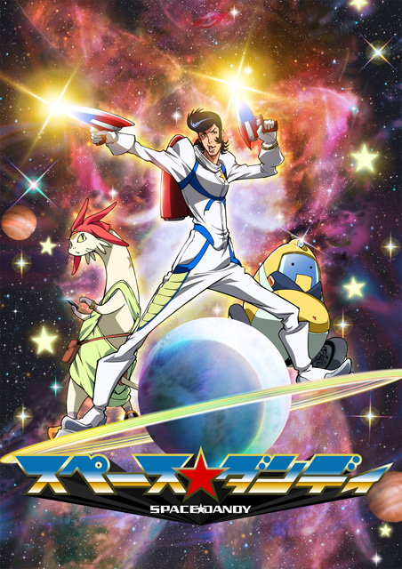 spacedandy poster