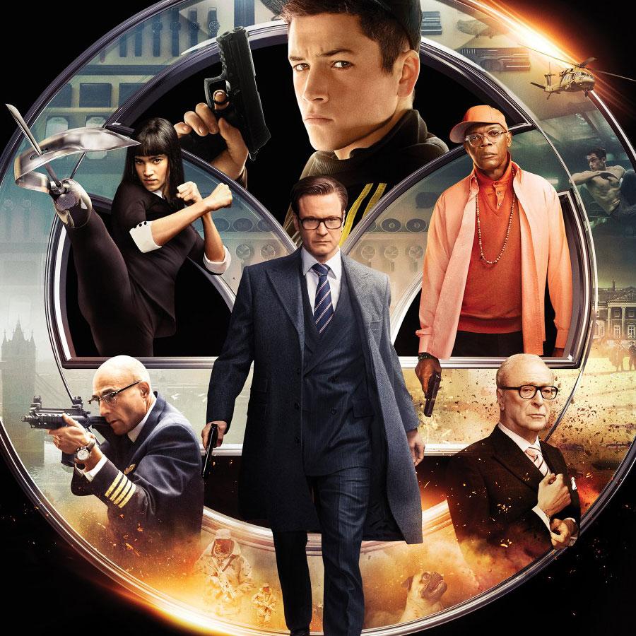 Kingsman - The Secret Service Featured Image