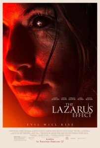 Movie Poster for The Lazarus Effect