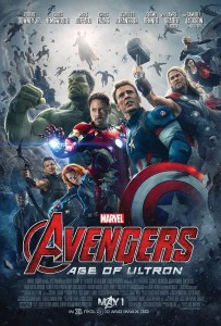 Avengers - Age of Ultron Movie Poster
