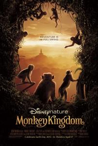Monkey Kingdom (2015) Movie Poster