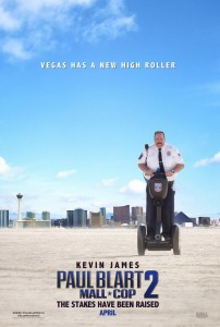 Paul Blart: Mall Cop 2 Movie Poster