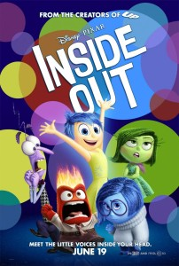 Inside Out - In Theaters June 19, 2015