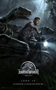 Jurassic World - In Theaters June 12, 2015