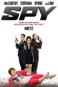 Spy - In Theaters June 05, 2015