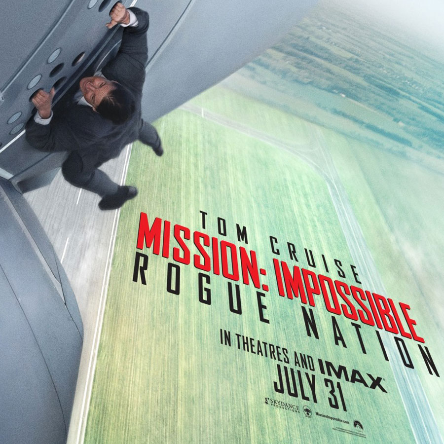 Mission Impossible Rogue Nation Featured Image