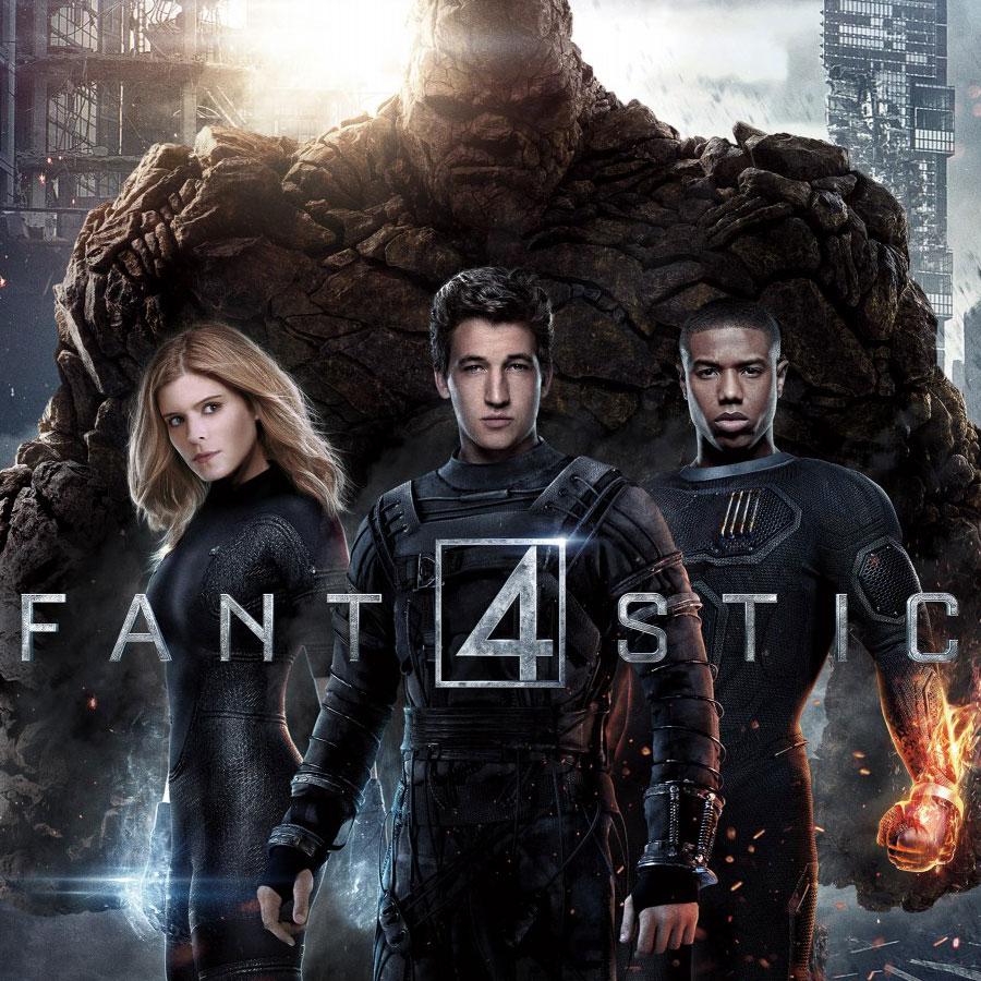 Fantastic Four (2015) Featured Image