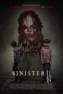 Sinister 2 - In Theaters August 21, 2015