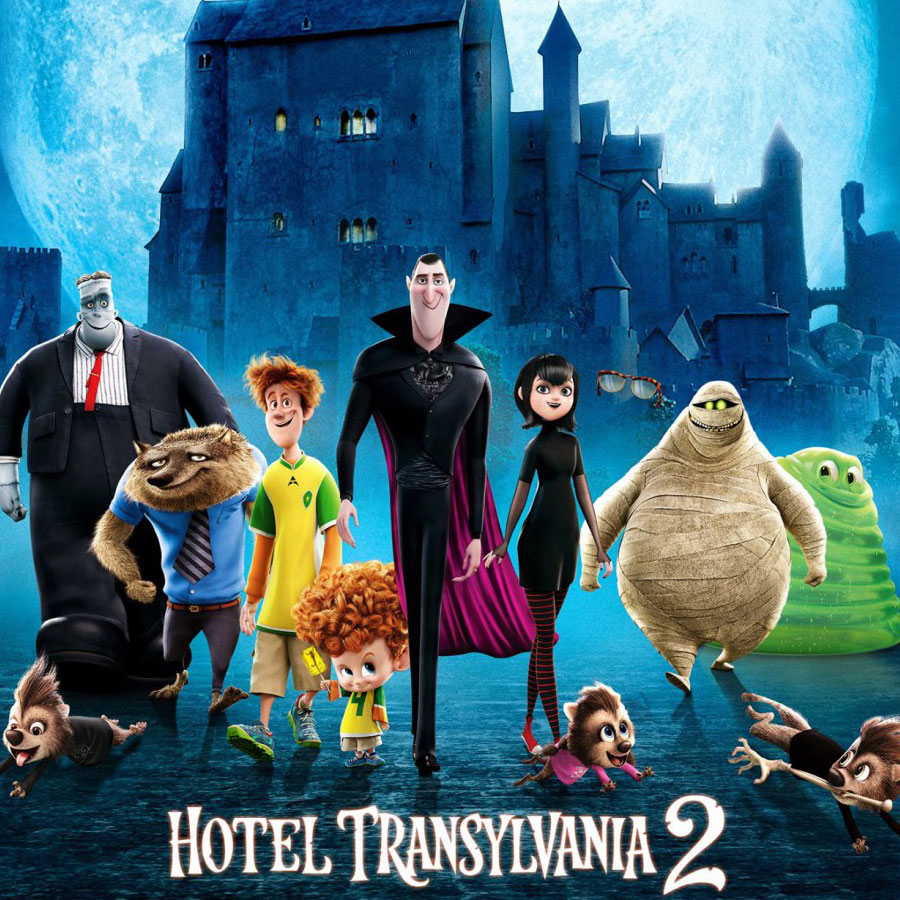 Hotel Transylvania 2 Featured Image