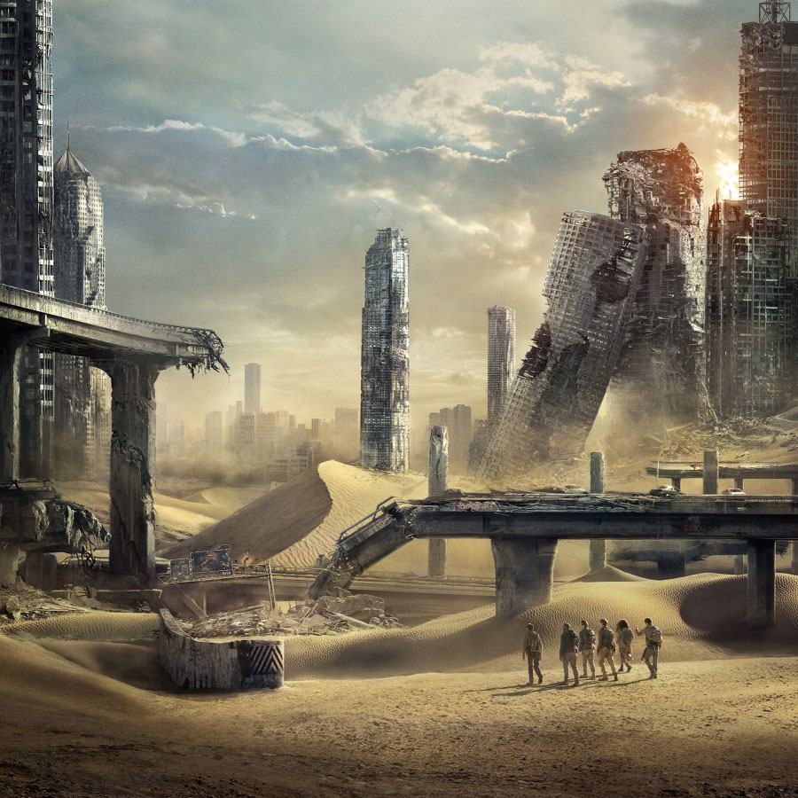 Maze Runner: The Scorch Trials Featured Image