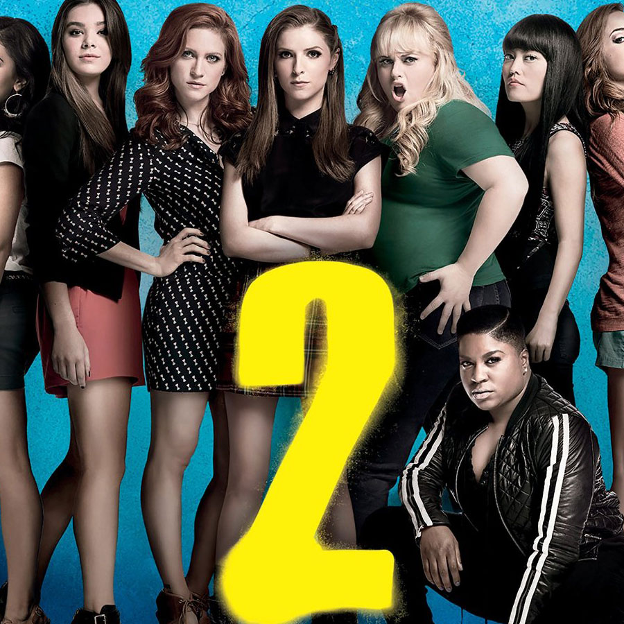 Pitch Perfect 2 Blu-ray Cover Featured Image