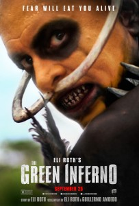 The Green Inferno - In Theaters - Sept 26, 2015