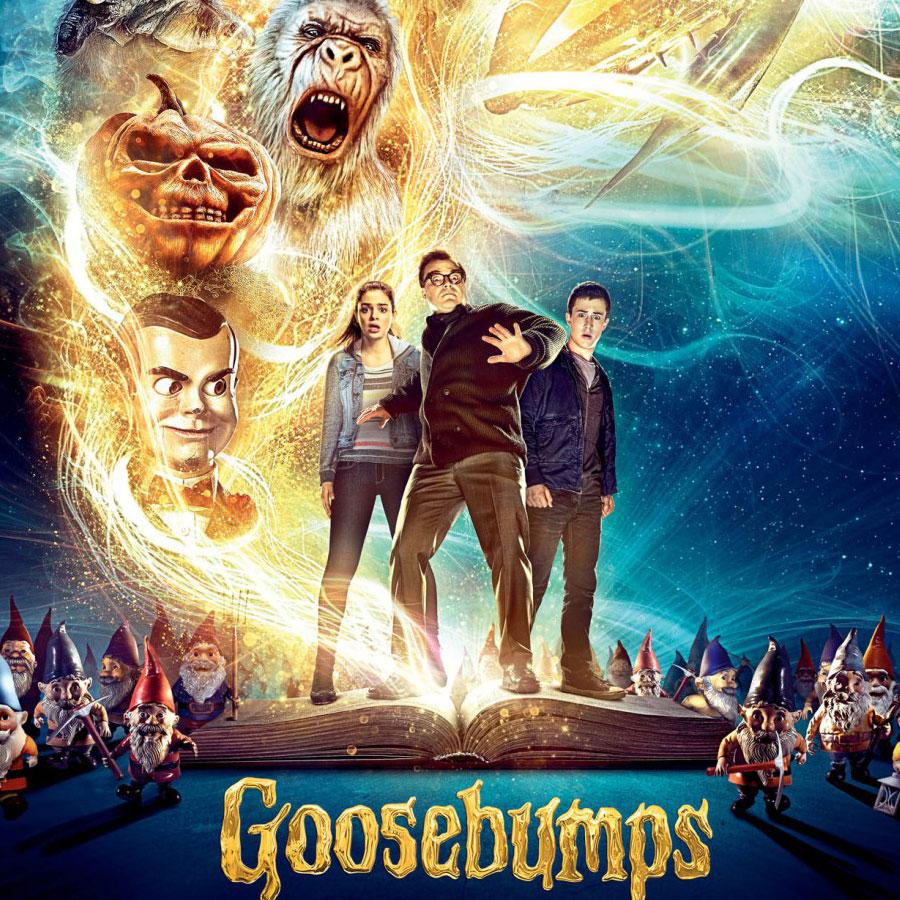 Goosebumps Featured Image