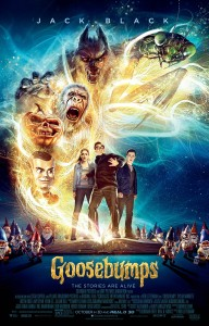 Goosebumps - In Theaters October 16, 2015