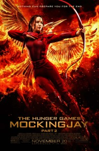 The Hunger Games - Mockingjay Part 2 - In theaters November 20, 2015