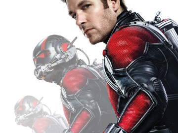 Ant-man Blu-ray cover featured image