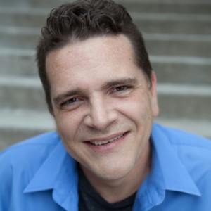Chris Rager Headshot - My Geek Confessions Interview