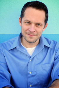 Chuck Huber headshot - My Geek Confessions Interview