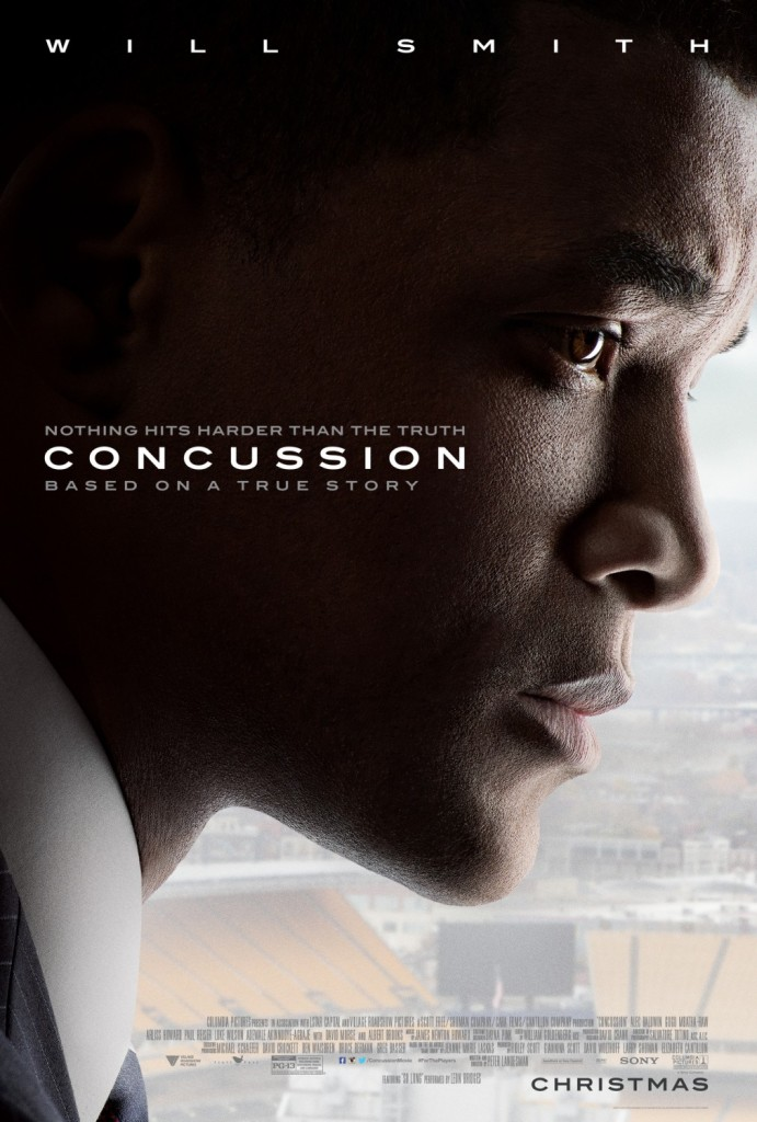 Concussion - In Theaters December 25, 2015