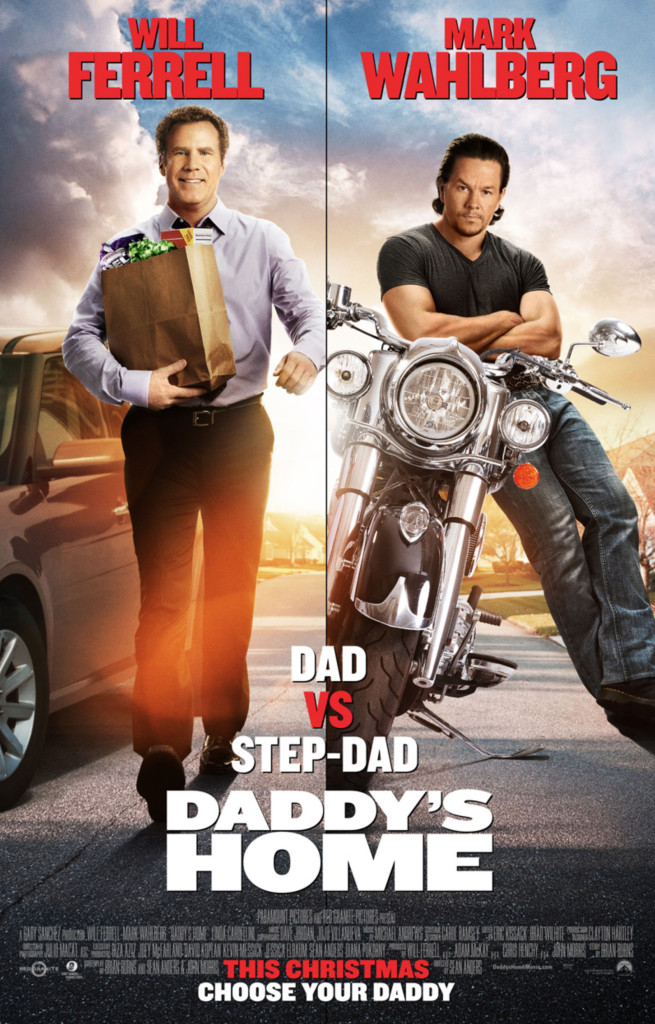 Daddy's Home - In Theaters December 25, 2015