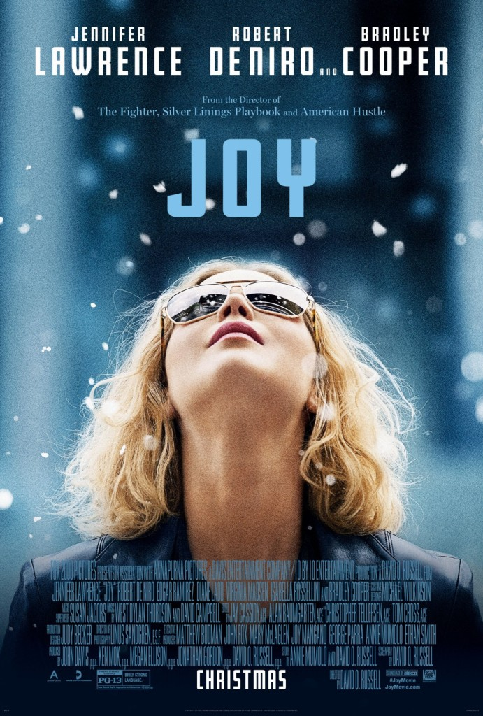 Joy by David O Russell - In Theaters December 25, 2015