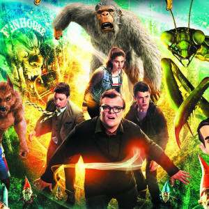 Goosebumps Blu-ray Featured Image