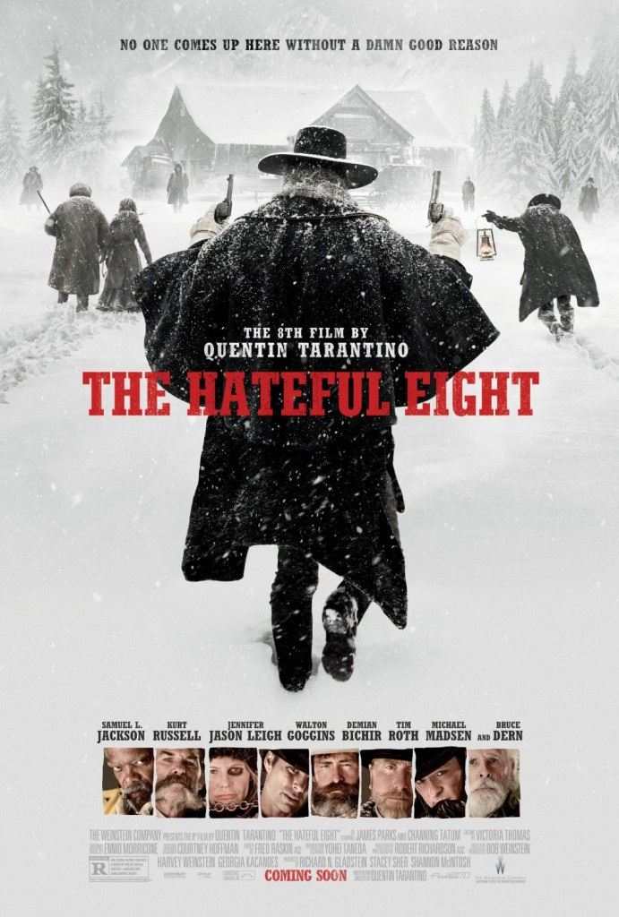 The Hateful Eight - In Theaters December 2015