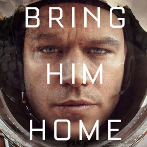 The Martian Blu-ray Featured Image