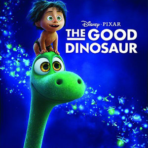 Good Dinosaur Blu-ray cover featured image