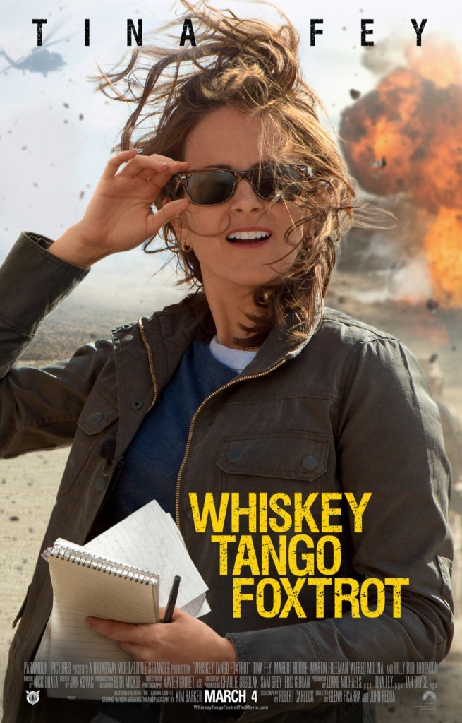 Whiskey Tango Foxtrot Movie Poster