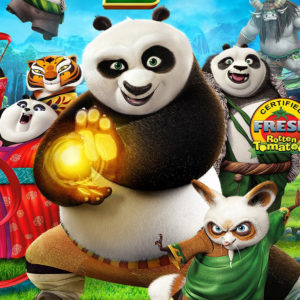 Kung Fu Panda 3 Blu-ray Cover Featured Image