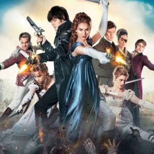 Pride and Prejudice and Zombies Blu-Ray Cover art Featured Image