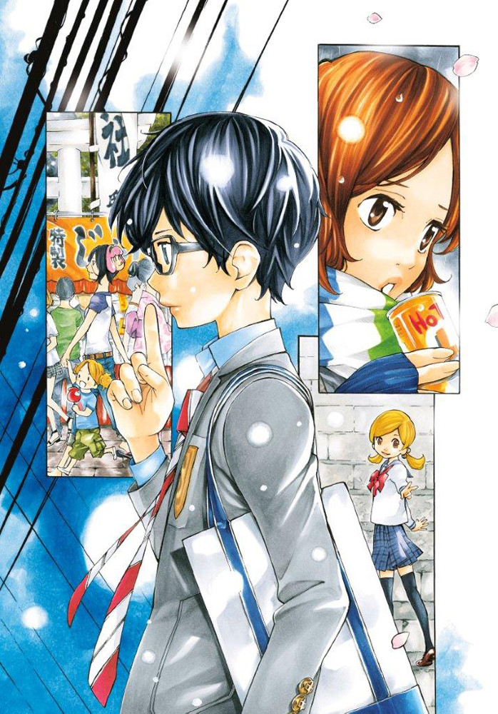Your Lie in April Volume 2 Blu-ray Cover