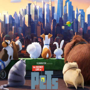 The Secret Life of Pets Featured Image